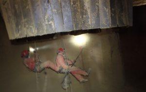 Nettoyage de silo industriel maroc
