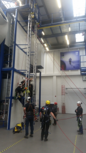 Harnais, câbles de sécurité anti-chutes Maroc